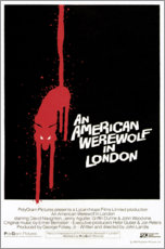 Acrylglas print  An American Werewolf in London