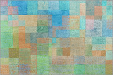 Gallery print  Polyphony - Paul Klee