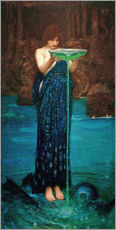 Gallery print  Circe Invidiosa - John William Waterhouse