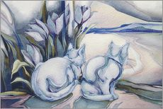 Gallery print  Miracles come quietly - Jody Bergsma