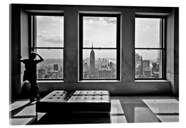 Acrylglas print  New York - Top of the Rock - Thomas Splietker