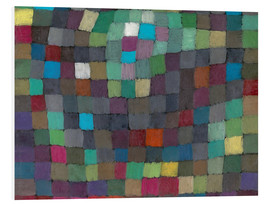 PVC print  Abstract in Relation ...Tree - Paul Klee