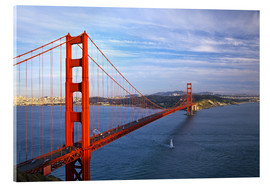 Acrylglas print  Golden Gate Bridge - Chuck Haney