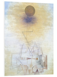 PVC print  Bounds of the intellect - Paul Klee