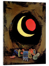 Acrylglas print  Strong Dream - Paul Klee
