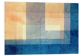 PVC print  House on the Water - Paul Klee