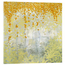 Acrylglas print  Golden morning - Herb Dickinson