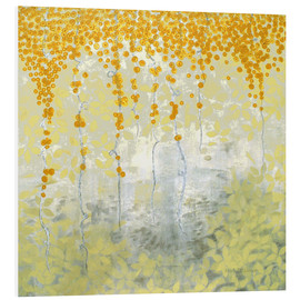 PVC print  Golden morning - Herb Dickinson