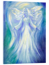 Acrylglas print  Angel of Love - Marita Zacharias
