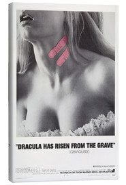 Canvas print  Dracula Has Risen from the Grave