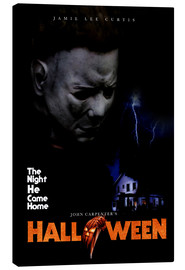 Canvas print  HALLOWEEN 1978
