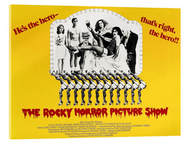 Acrylglas print  The Rocky Horror Picture Show