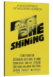 Aluminium print  The Shining