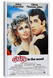 Canvas print  Grease