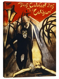 Canvas print  The Cabinet of Dr. Caligari