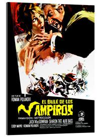 Acrylglas print  Dance of the Vampires