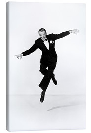Canvas print  Fred Astaire