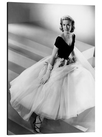 Aluminium print  Grace Kelly
