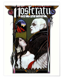 Premium poster  NOSFERATU: PHANTOM OF THE NIGHT