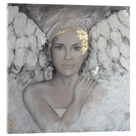 Acrylglas print  Guardian angel - Sam Reimann