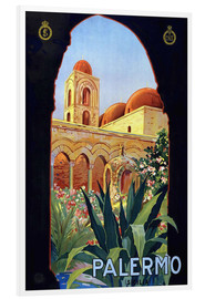 PVC print  Italy - Palermo - Travel Collection
