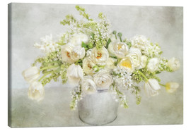 Canvas print  Beautiful spring - Lizzy Pe