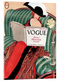 Acrylglas print  Vintage Vogue - Advertising Collection