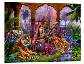 Acrylglas print  Indian Harmony - Jan Patrik Krasny