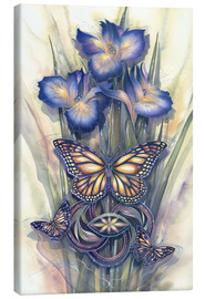 Canvas print  A new day has come - Jody Bergsma