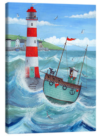 Canvas print  Lighthouse - Peter Adderley