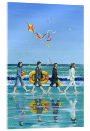 Acrylglas print  Abbey Road Beach - Peter Adderley