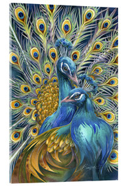 Acrylglas print  You Are Unforgettable - Jody Bergsma