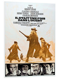 PVC print  Once Upon a Time in the West