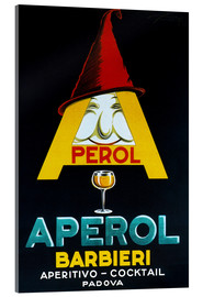 Acrylglas print  Aperol Barbieri - Advertising Collection