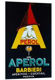 PVC print  Aperol Barbieri - Advertising Collection