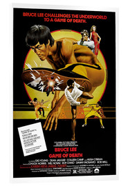 Acrylglas print  Game of Death - Entertainment Collection