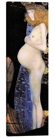 Canvas print  Hope I - Gustav Klimt