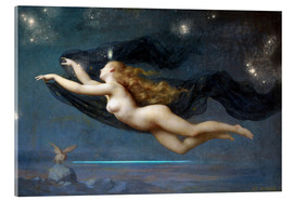 Acrylglas print  The Night - Auguste Raynaud