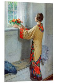 Acrylglas print  New day - William Henry Margetson