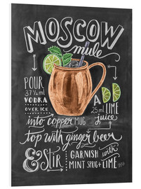 PVC print  Moscow Mule - Lily & Val