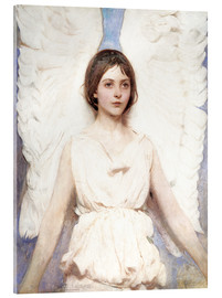 Acrylglas print  Angel - Abbott Thayer