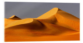 Acrylglas print  Great Sand Sea, Sahara - Moser