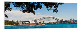 PVC print  Sydney Opera House - Matthew Williams-Ellis