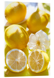 Acrylglas print  Lemon Kick - K&L Food Style