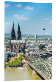 Acrylglas print  Cologne Cathedral (Cathedral of St. Peter) - rclassen