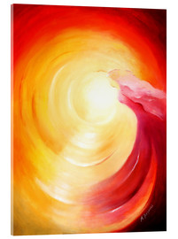 Acrylglas print  Soul journey into the light - Marita Zacharias