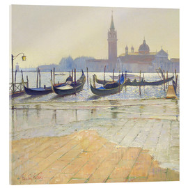 Acrylglas print  Venice at Dawn - Timothy Easton