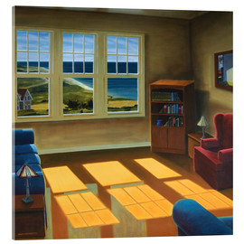 Acrylglas print  Apartment By The Sea - David Arsenault