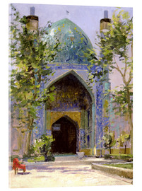 Acrylglas print  Chanbagh Madrasses, Isfahan - Bob Brown