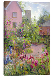 Canvas print  Herb Garden at Noon - Timothy Easton